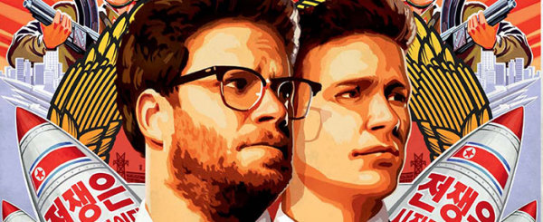 We Might Get Hacked! Free The Interview Movie Tix