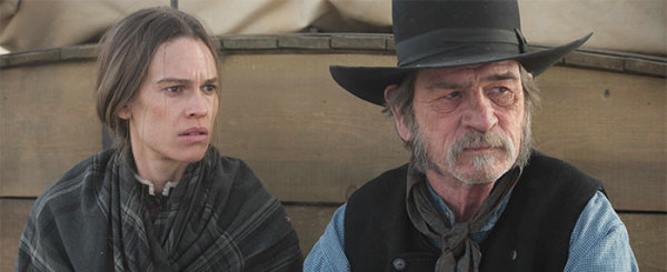 The Homesman Review: Cray Cray on the Prarie