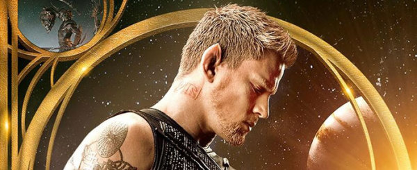 Jupiter Ascending: Star Yawn