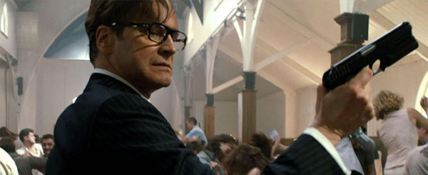 'Kingsman: The Secret Service' Shoots Onto Blu-ray