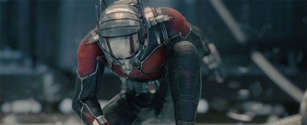 'Ant-Man' Review: Small Size, Small Reward