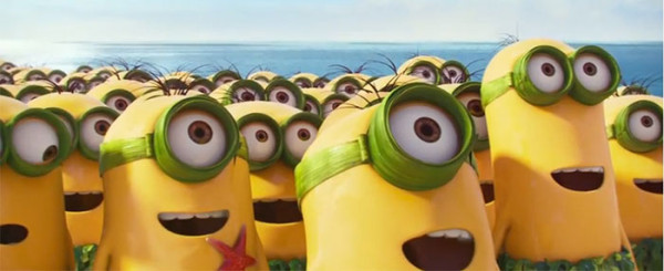 We Reviewed 'Minions' Because Minions