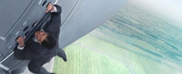 Now on DVD: 'Mission: Impossible Rogue Nation'