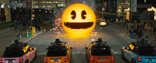 'Pixels' Review: Sandler Save or Sacrifice?