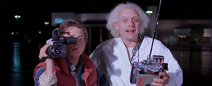 A Review of the Back to the Future Trilogy Because Why?