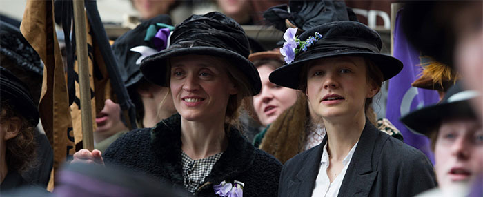'Suffragette'  Review: Talented Cast, Dull Results