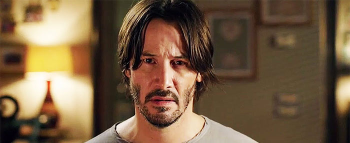 Review: 'Knock Knock,' Keanu Reeves