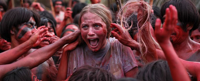 Eli Roth, Cannibalism and 'The Green Inferno'