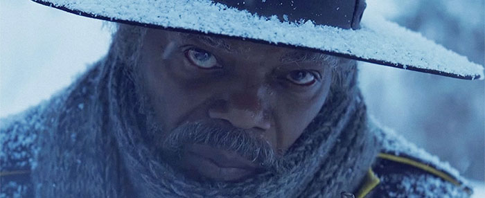 Review: Don't Hate 'The Hateful Eight'