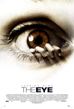 The Eye Teaser Poster