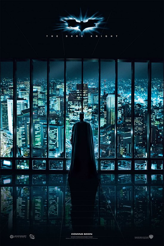 Dark Knight International Poster