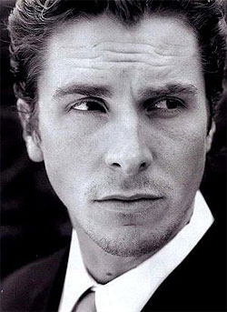 Christian Bale is John Conner