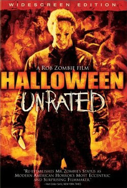 Halloween Unrated DVD