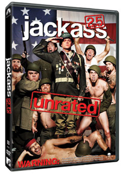 Jackass 2.5 DVD Cover