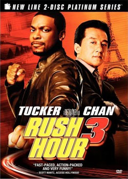 Rush Hour 3 DVD