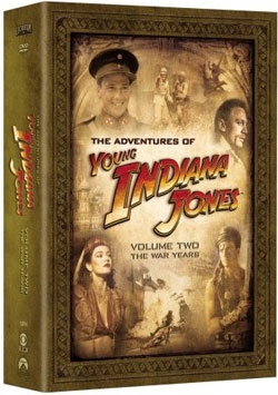 Young Indiana Jones Volume Two