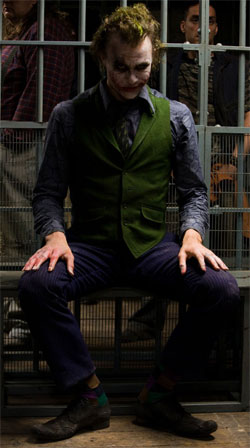 Heath Ledger Joker Picture