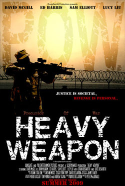 Heavy Weapon Poster
