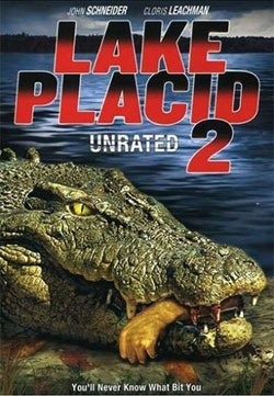 Lake Placid 2 DVD