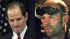 The Bank Job and Eliot Spitzer