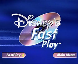 Disney FastPlay