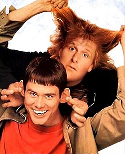 Jim Carrey Dumb and Dumber