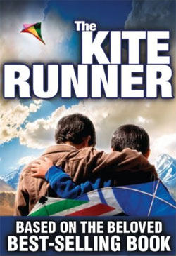 Kite Runner DVD cover