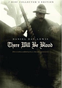 There Will Be Blood DVD Cover