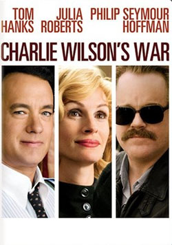 Charlie Wilson's War DVD Cover