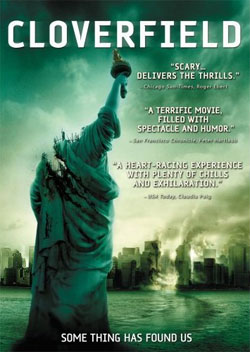Cloverfield DVD Cover