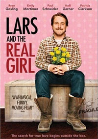 Lars and the Real Girl DVD Cover