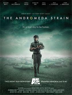 Andromeda Strain 2008 poster