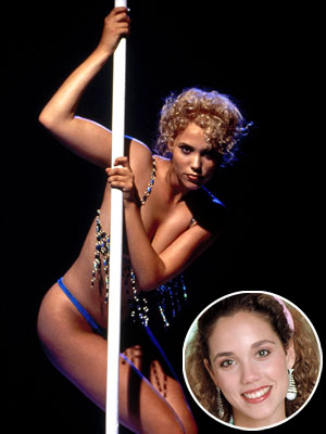 Elizabeth Berkley Joins Donnie ...