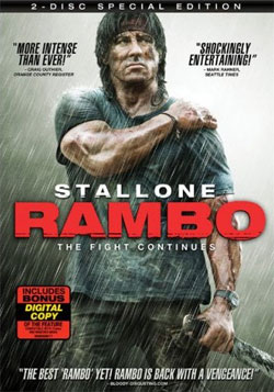 Rambo DVD Cover