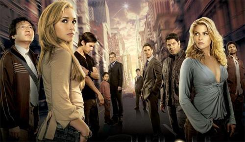Heroes: Season 2 DVD
