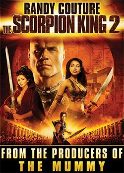 Scorpion King 2 DVD