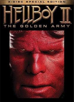 Hellboy 2 DVD