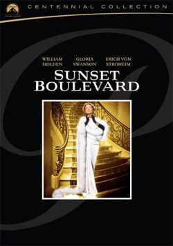 Sunset Boulevard DVD