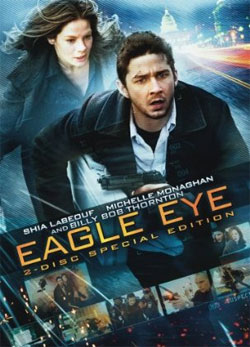 Eagle Eye DVD Cover