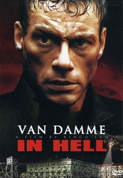 In Hell DVD Cover