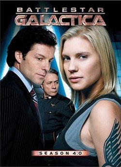 Battlestar Galactica: Season 4 DVD
