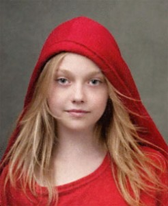 Dakota Fanning is Jane