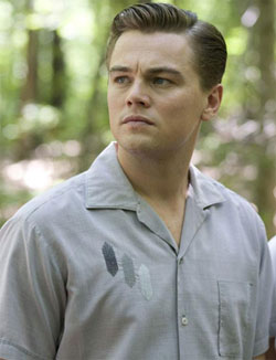 Leonardo DiCaprio in Revolutionary Road