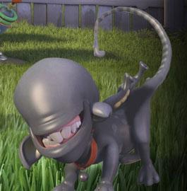 Planet 51 Alien Dog