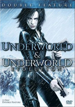 Underworld Double Feature DVD