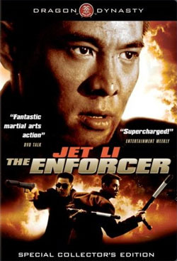 Jet Li is The Enforcer