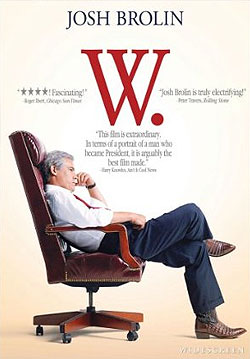 W. Josh Brolin DVD