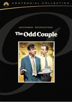 The Odd Couple DVD