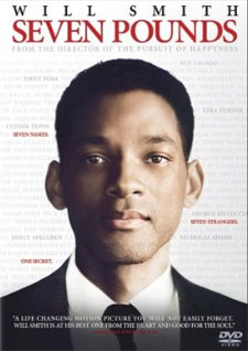 Seven Pounds DVD Cover