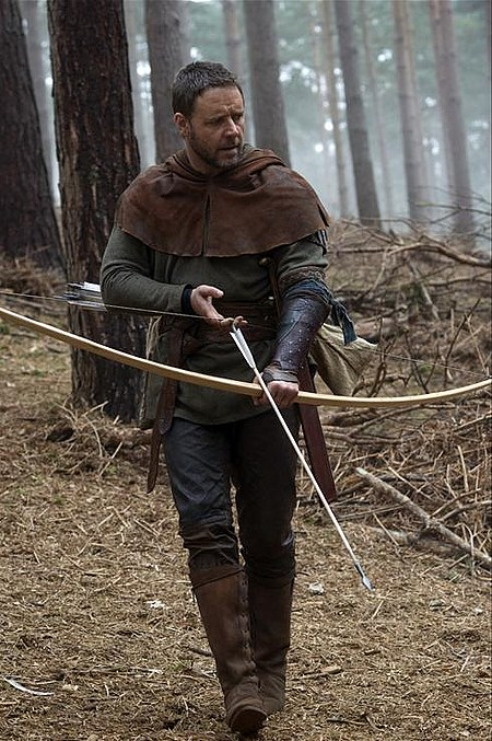 Russell Crowe is Robin Hood